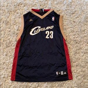 Lebron James Cleveland Cavaliers Jersey